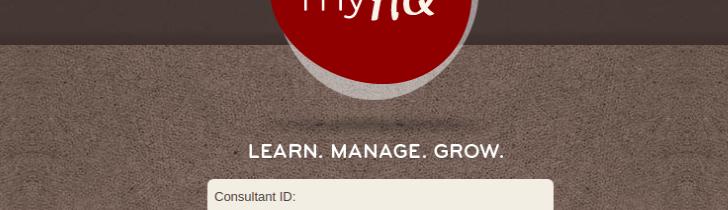 tastefully simple consultant log in