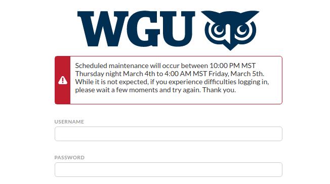 WGU Logo