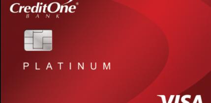 Credit One Bank Card Logo