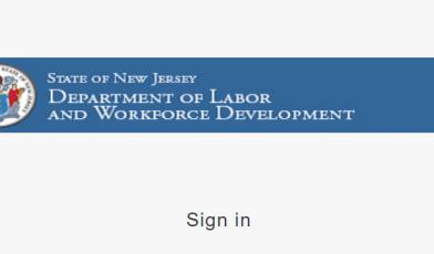 nj unemployment claim