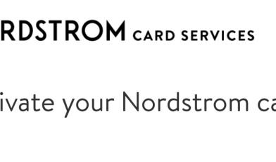 Nordstrom Credit Card