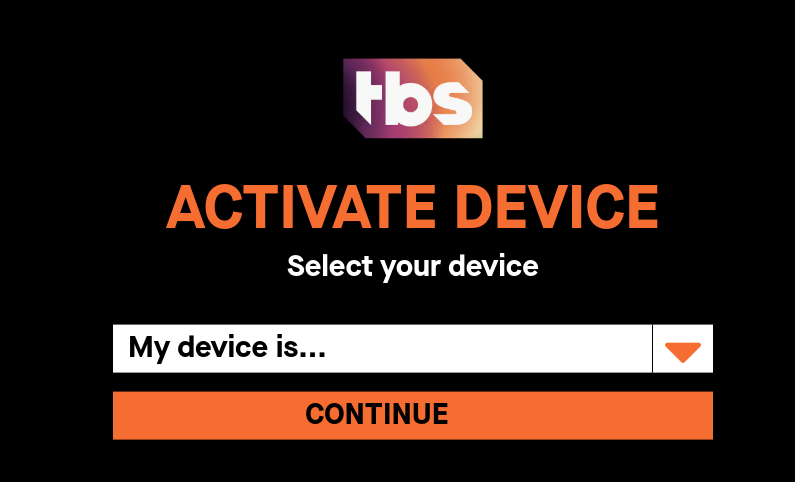 tbs activate